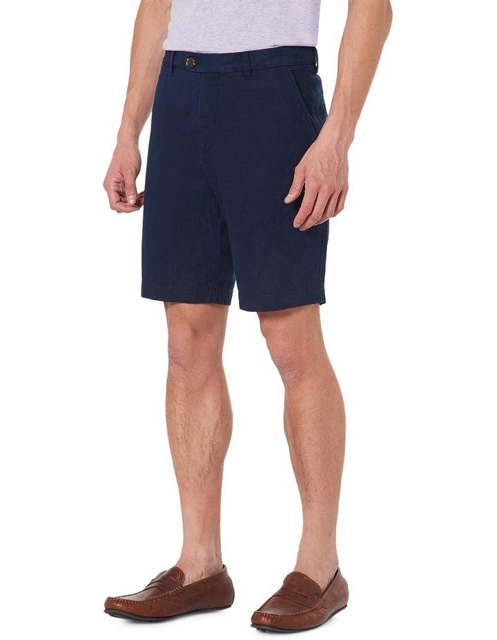 Bragg Linen Blend Shorts image 2