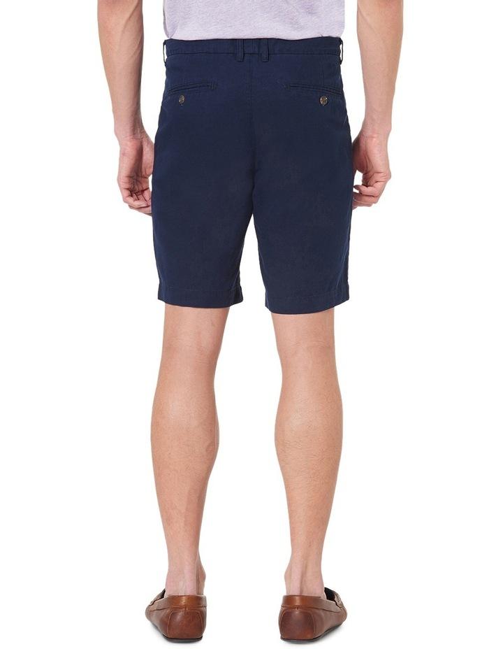 Bragg Linen Blend Shorts image 3