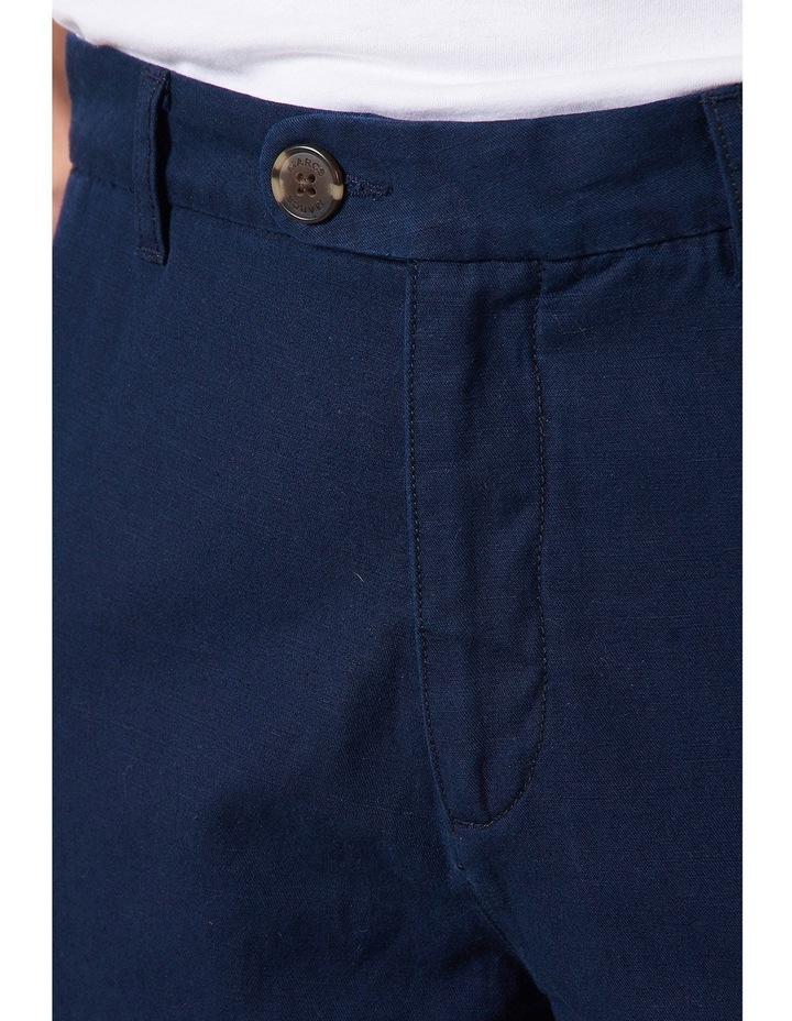 Bragg Linen Blend Shorts image 4