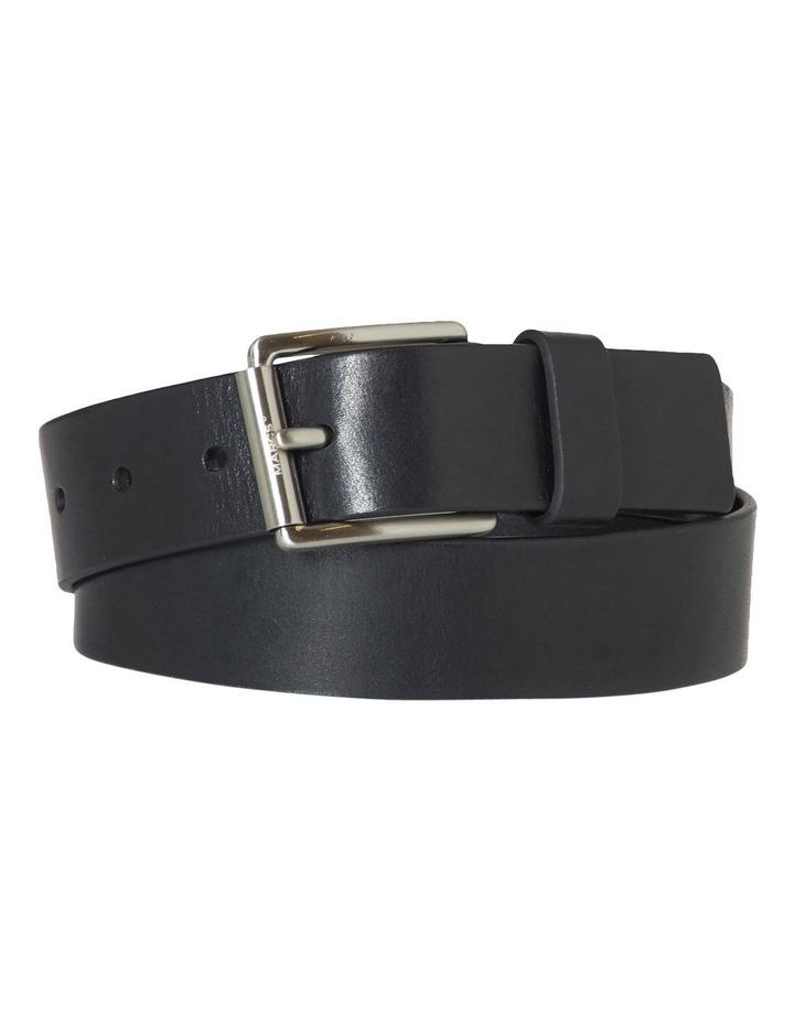 Branson Leather Jeans Belt image 1