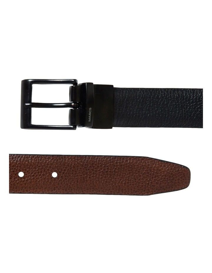 Brooklyn Reversable Smooth Leather Belt image 2