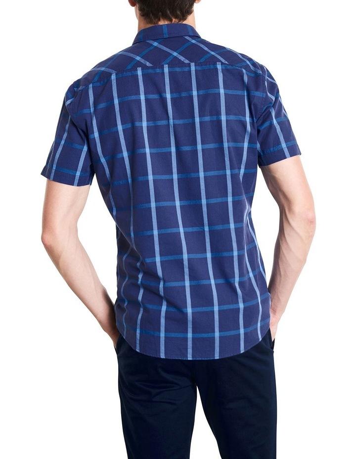 Herbie Check Short Sleeve Shirt image 4