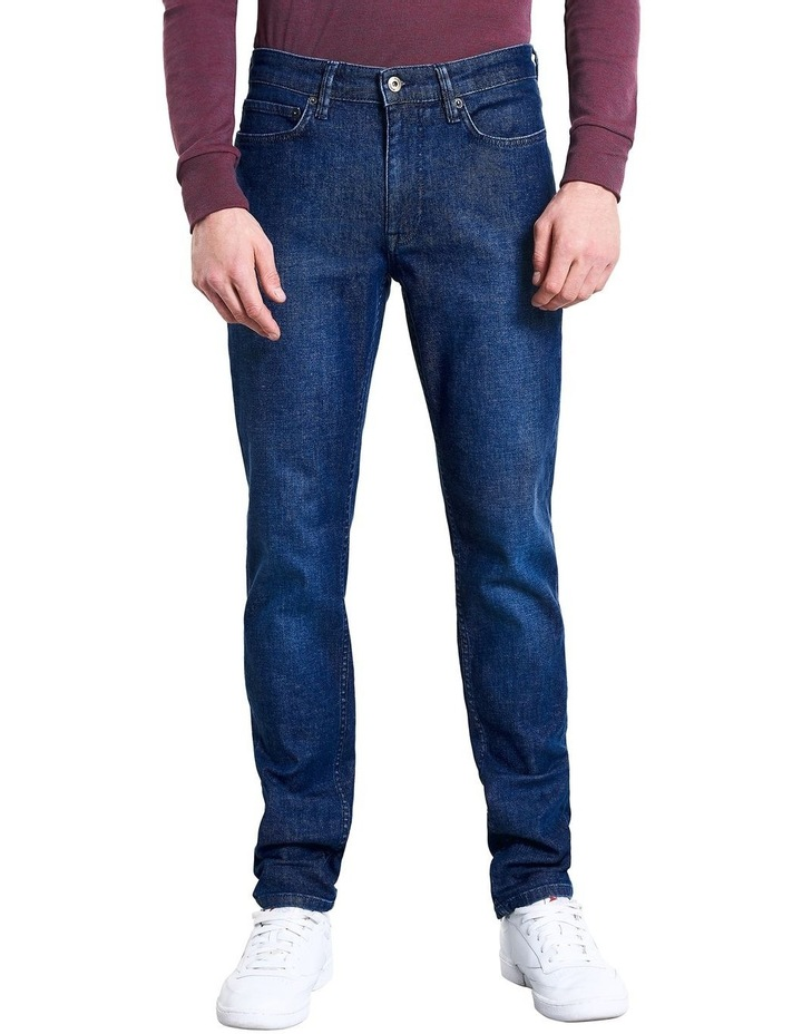 Johnny Blue Denim Jean image 1