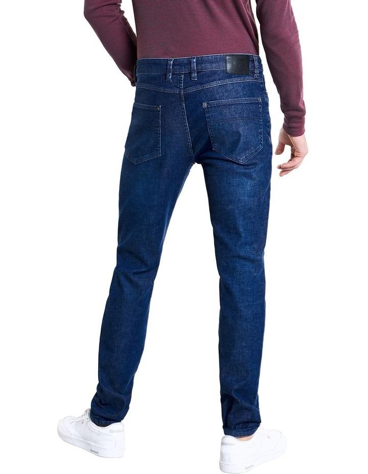 Johnny Blue Denim Jean image 4