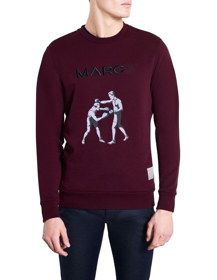Boxer Crew Sweater image 1