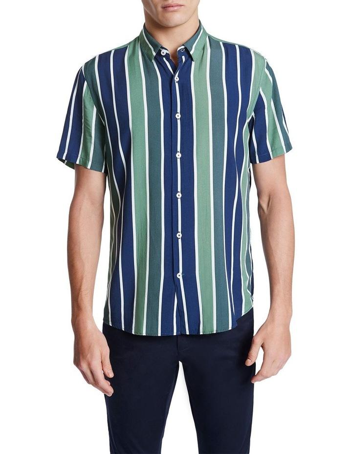 Knox Short Sleeve Stripe Shirt image 1