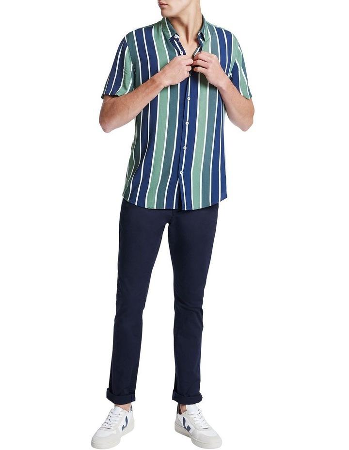 Knox Short Sleeve Stripe Shirt image 2