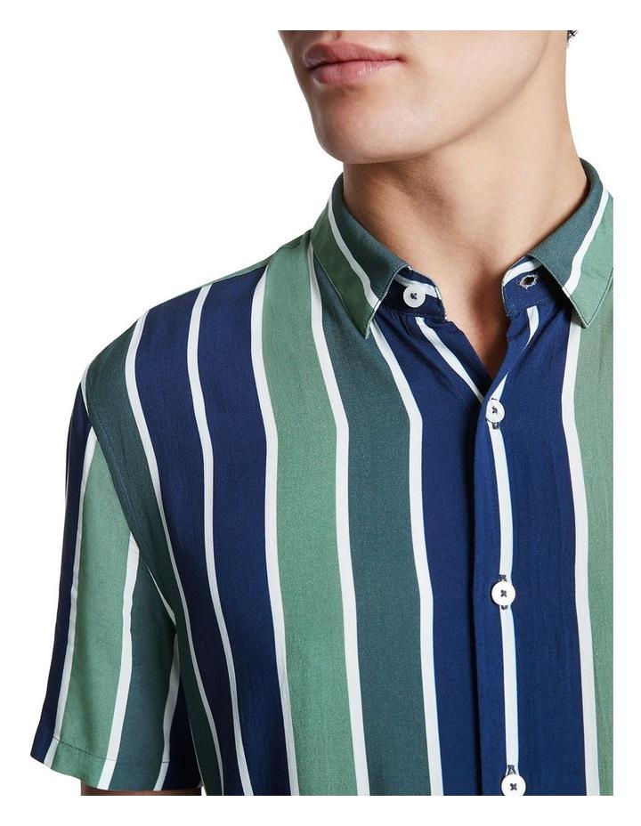 Knox Short Sleeve Stripe Shirt image 3