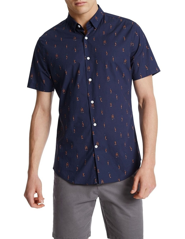 Hyke Short Sleeve Shirt image 1