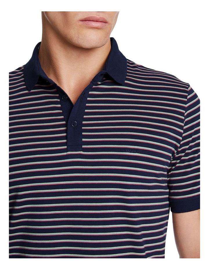 Lex Stripe Polo image 4