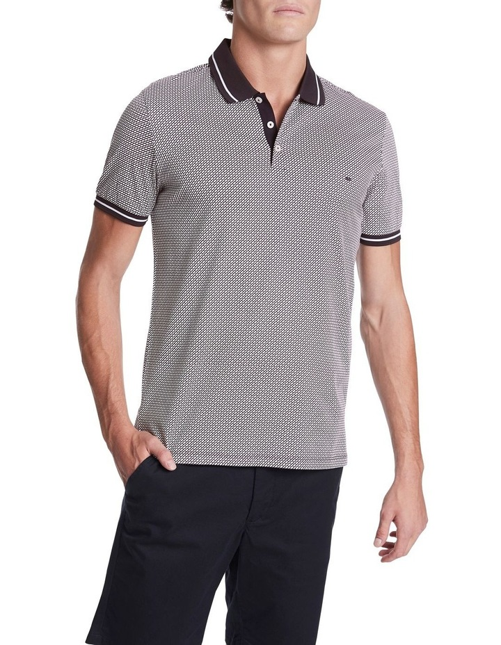 Griffin Print Polo image 1
