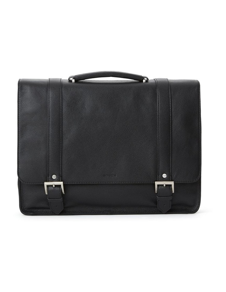 Mason Leather Satchel image 1