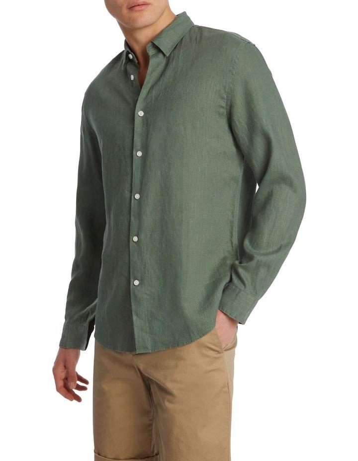 Felix Linen Long Sleeve Shirt image 1