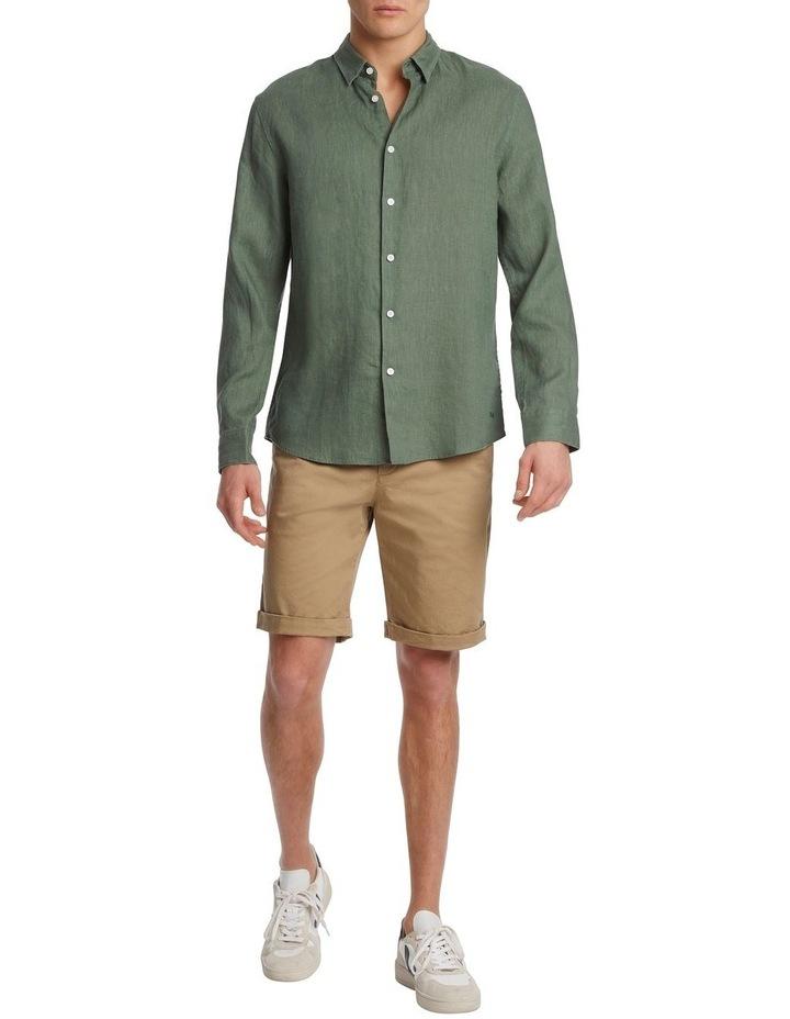 Felix Linen Long Sleeve Shirt image 2