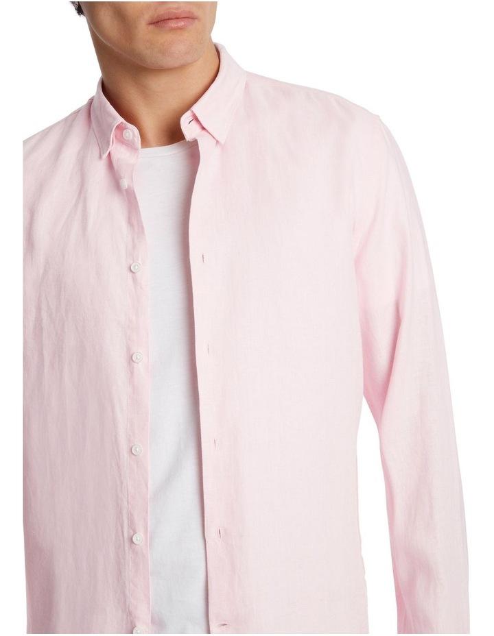 Felix Linen Long Sleeve Shirt image 4