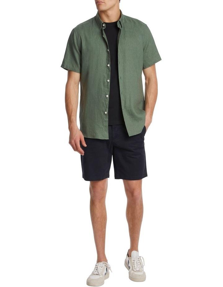 Felix Linen Short Sleeve Shirt image 2