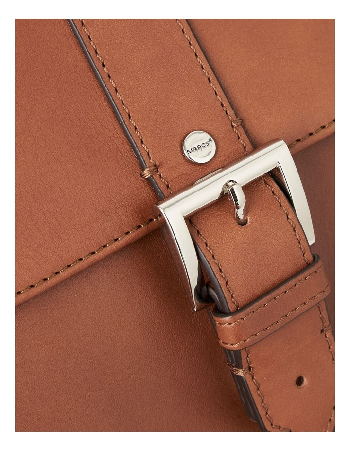Mason Leather Satchel image 3