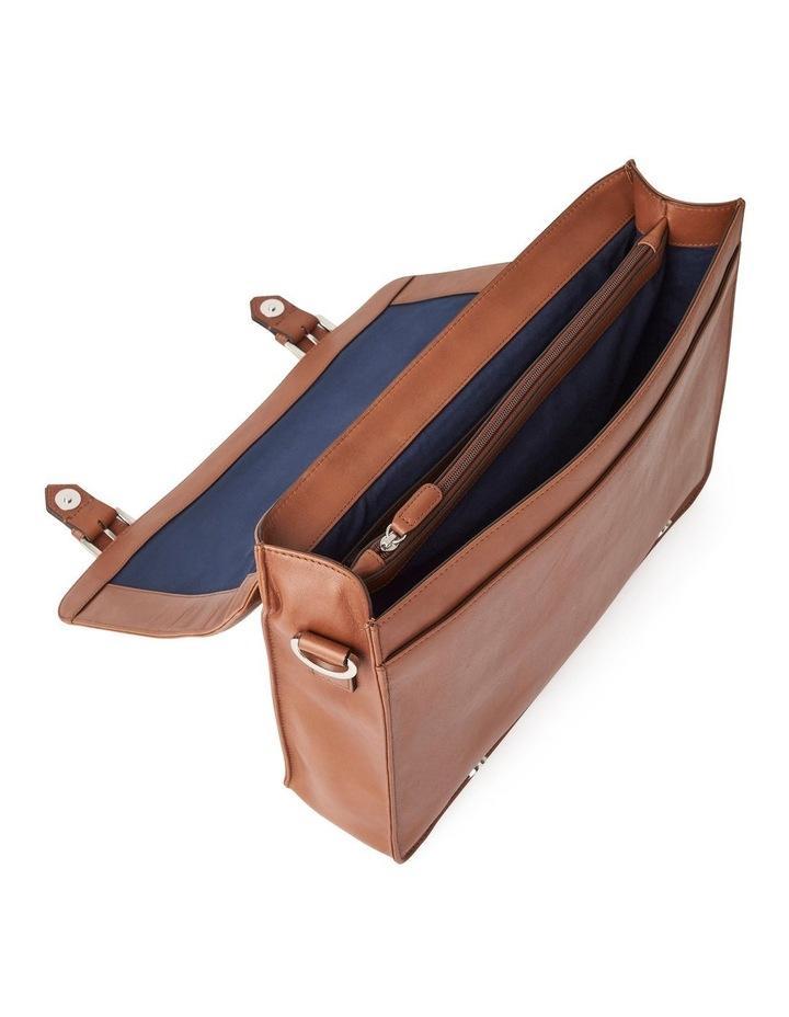 Mason Leather Satchel image 4