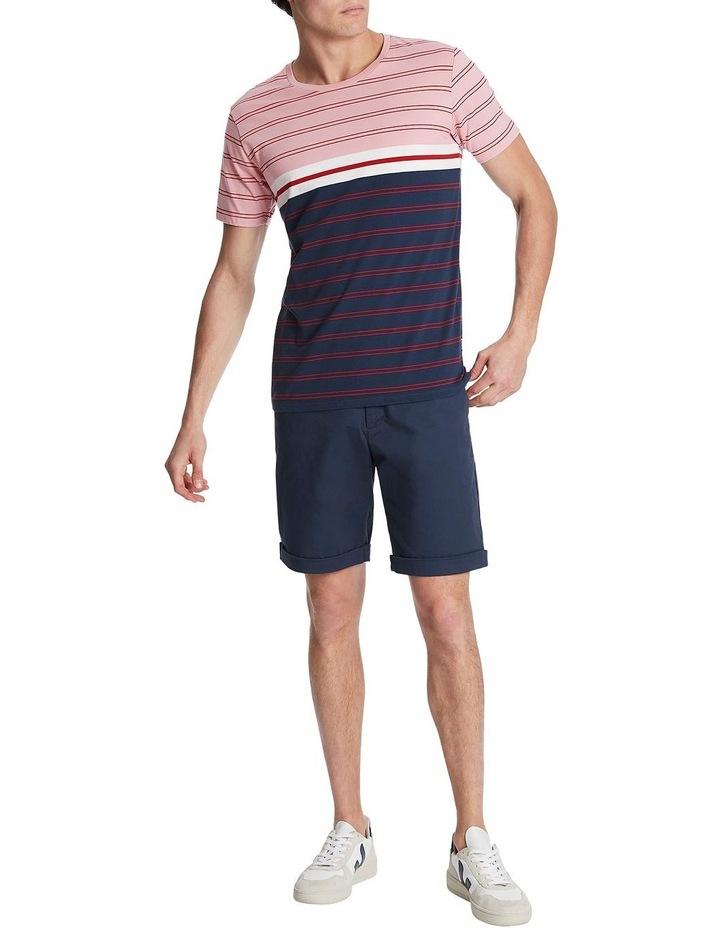 Thad Stripe Tee image 2
