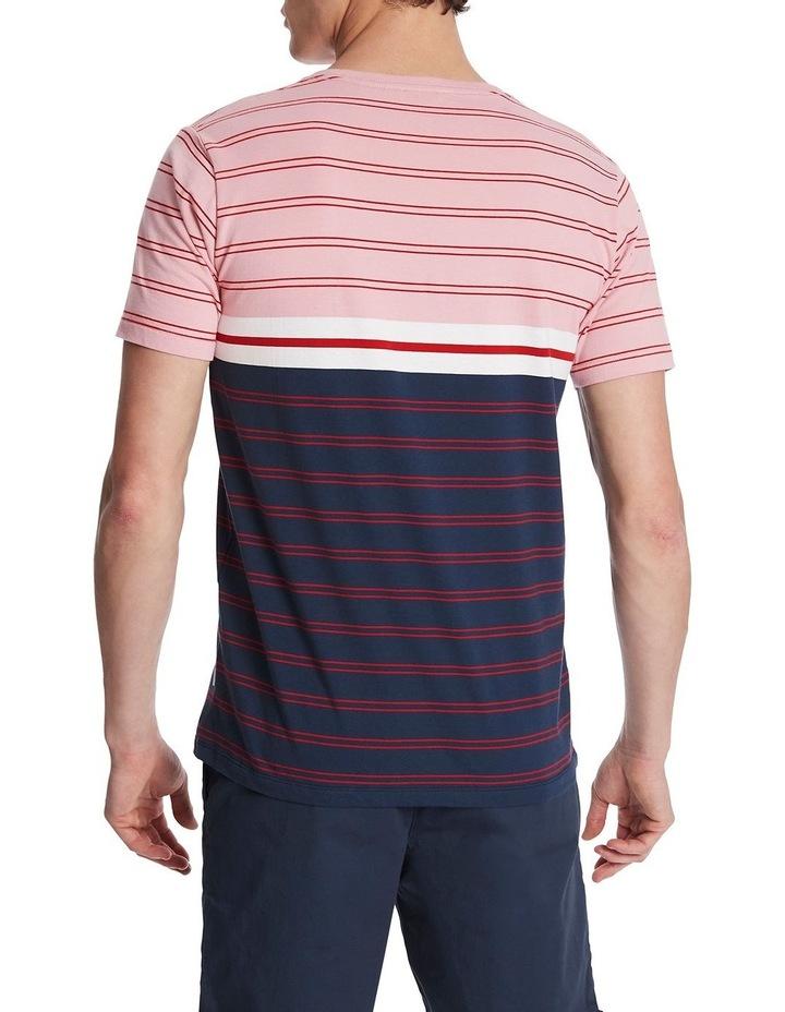 Thad Stripe Tee image 3
