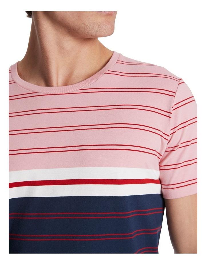 Thad Stripe Tee image 4