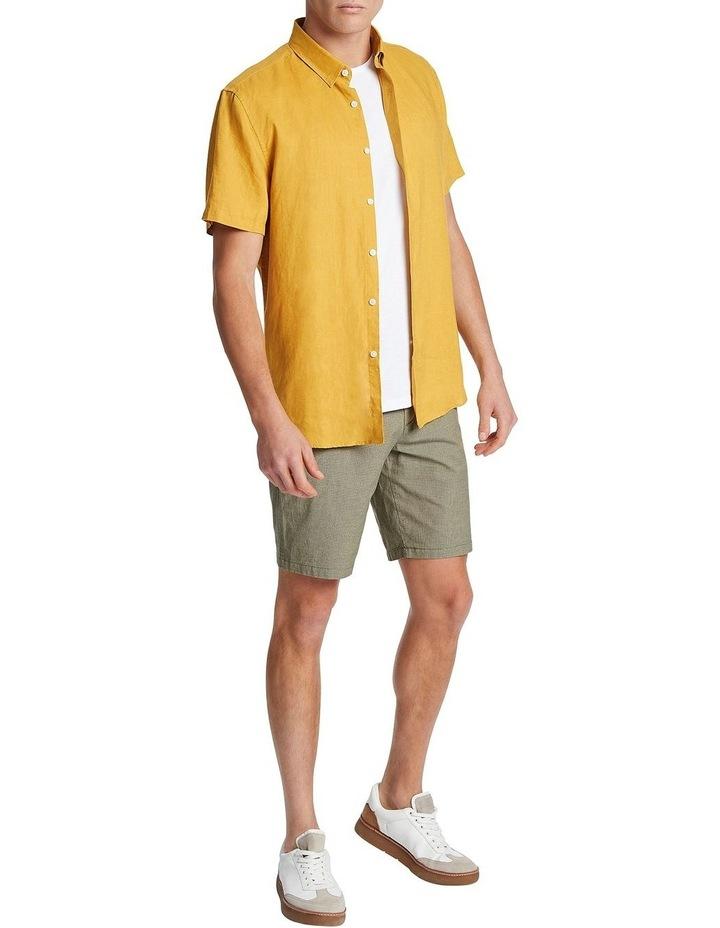 Felix Short Sleeve Linen Shirt image 2