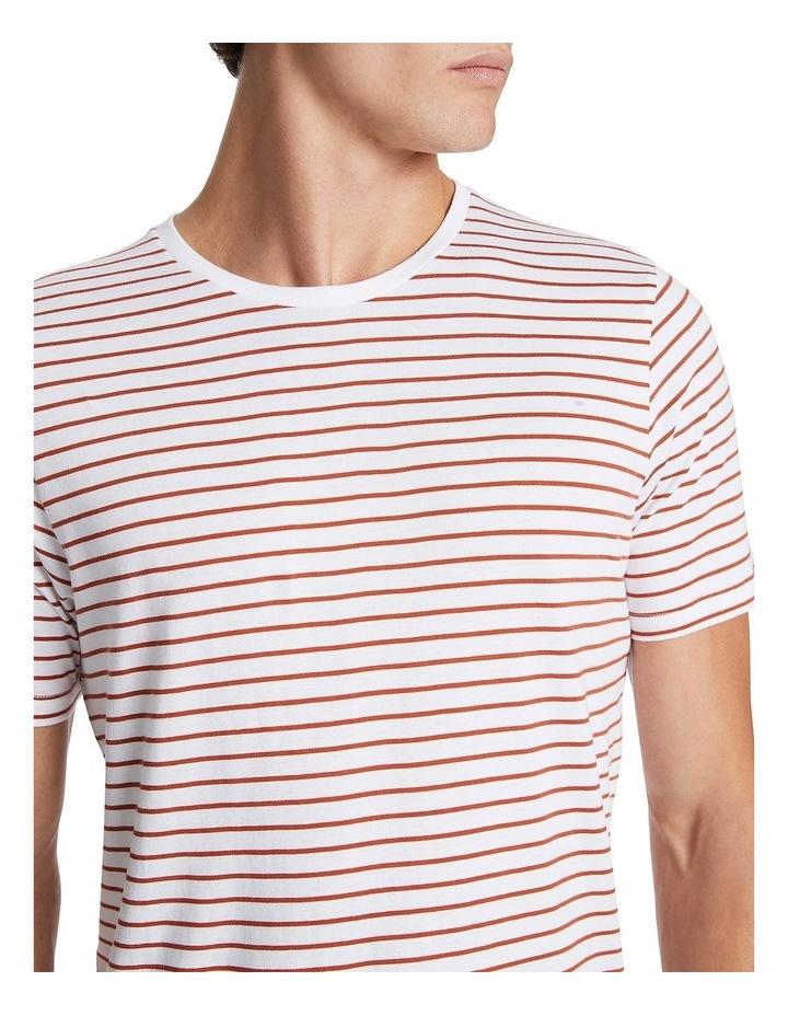 Pima Stripe Tee image 4
