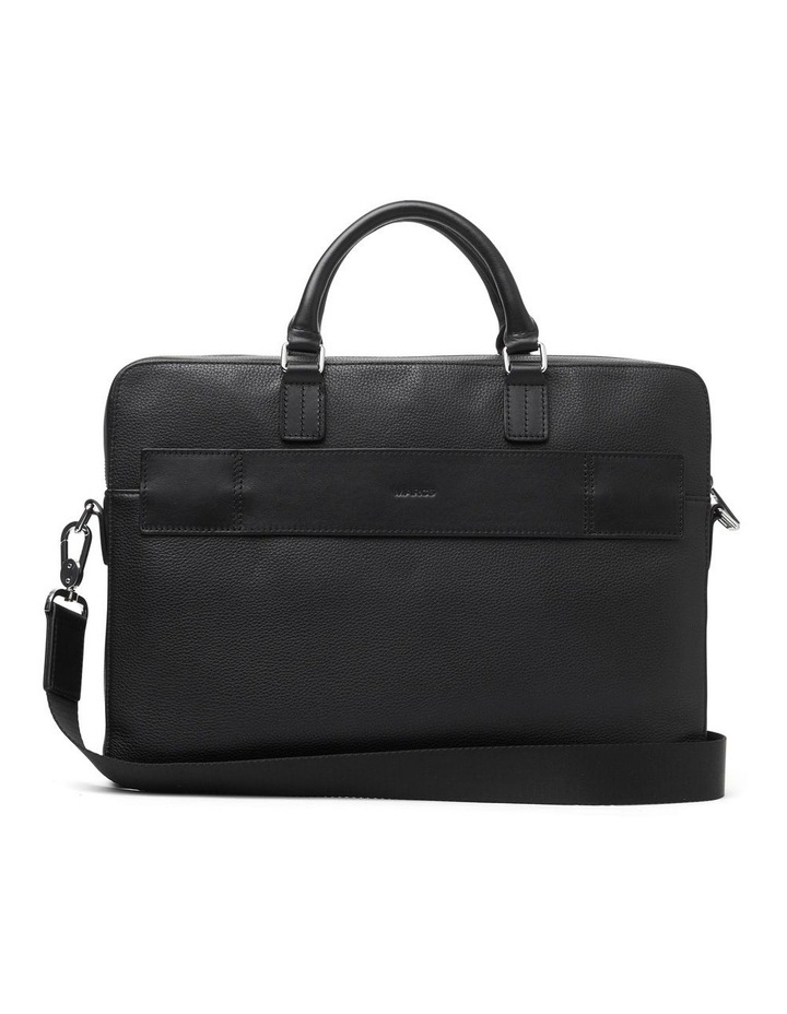 Manhattan Leather Briefcase image 1