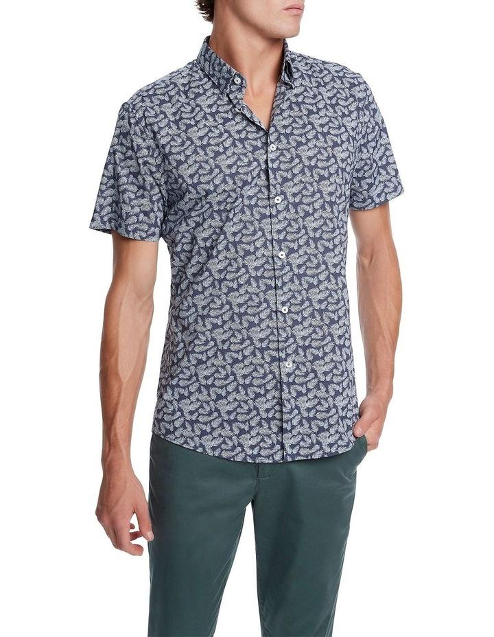 Romeo Short Sleeve Voile Shirt image 2