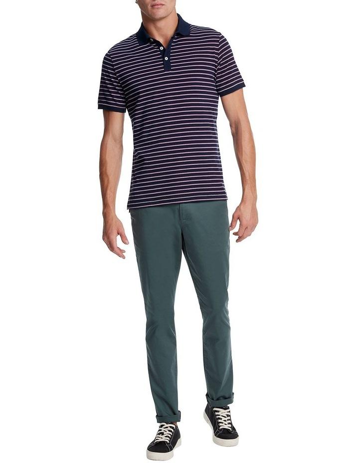 Tommy Stripe Polo image 1