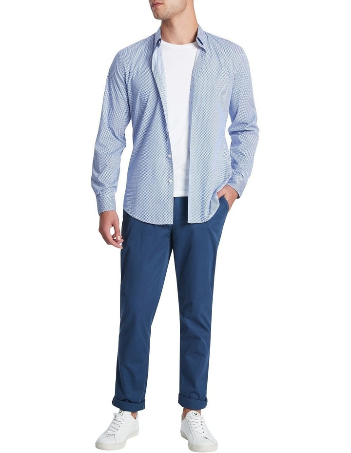 Paros Slim Stretch Shirt image 1