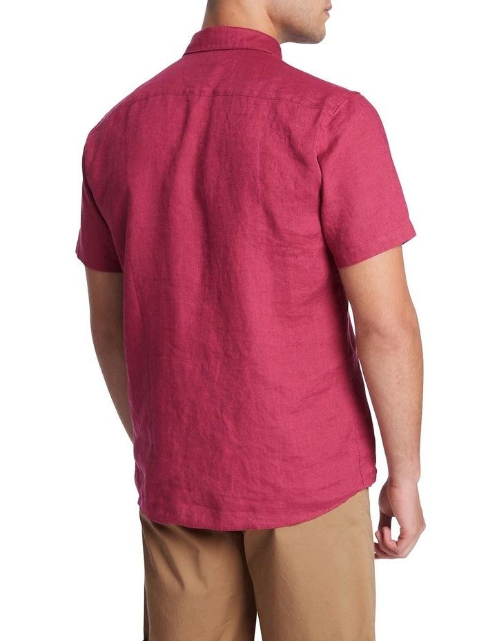 Felix Linen Short Sleeve Shirt image 3