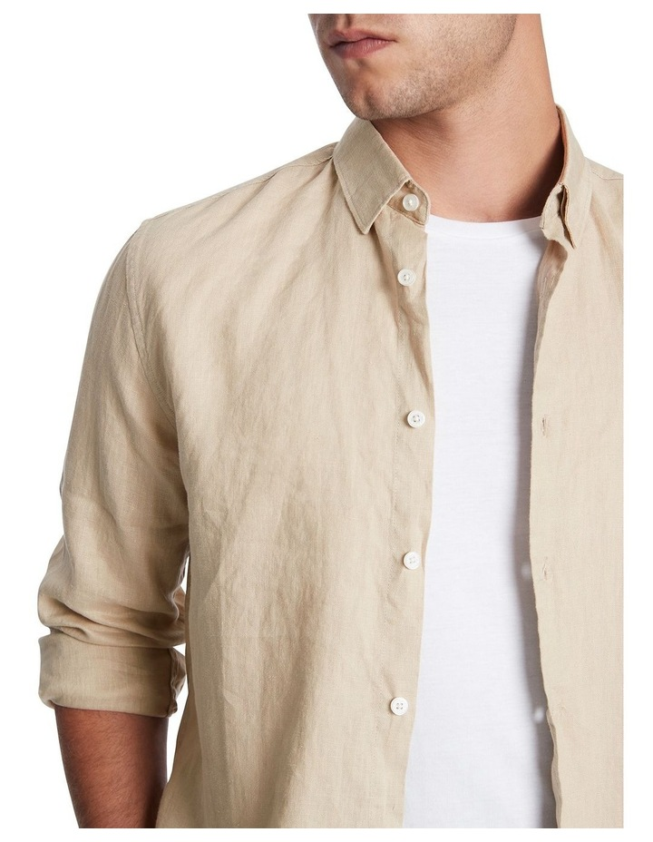 Felix Linen Ls Shirt image 4