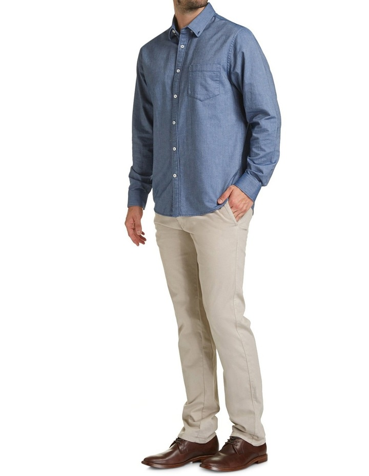 Long Sleeve Regular Oxford Shirt image 2
