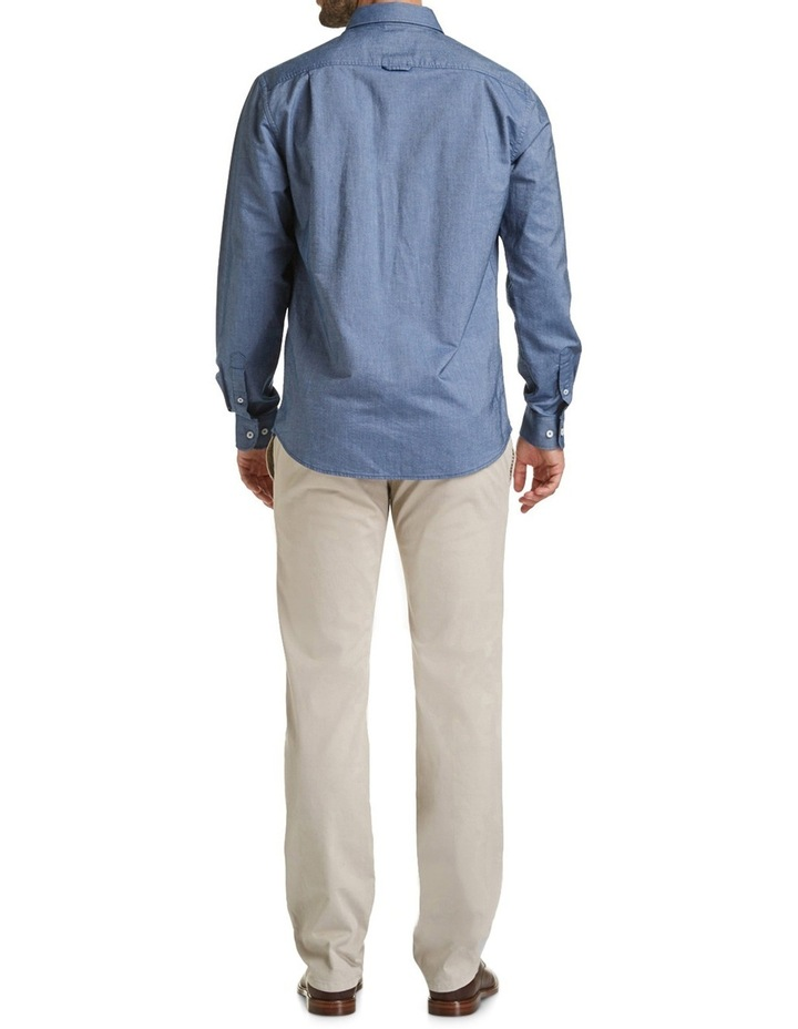 Long Sleeve Regular Oxford Shirt image 3