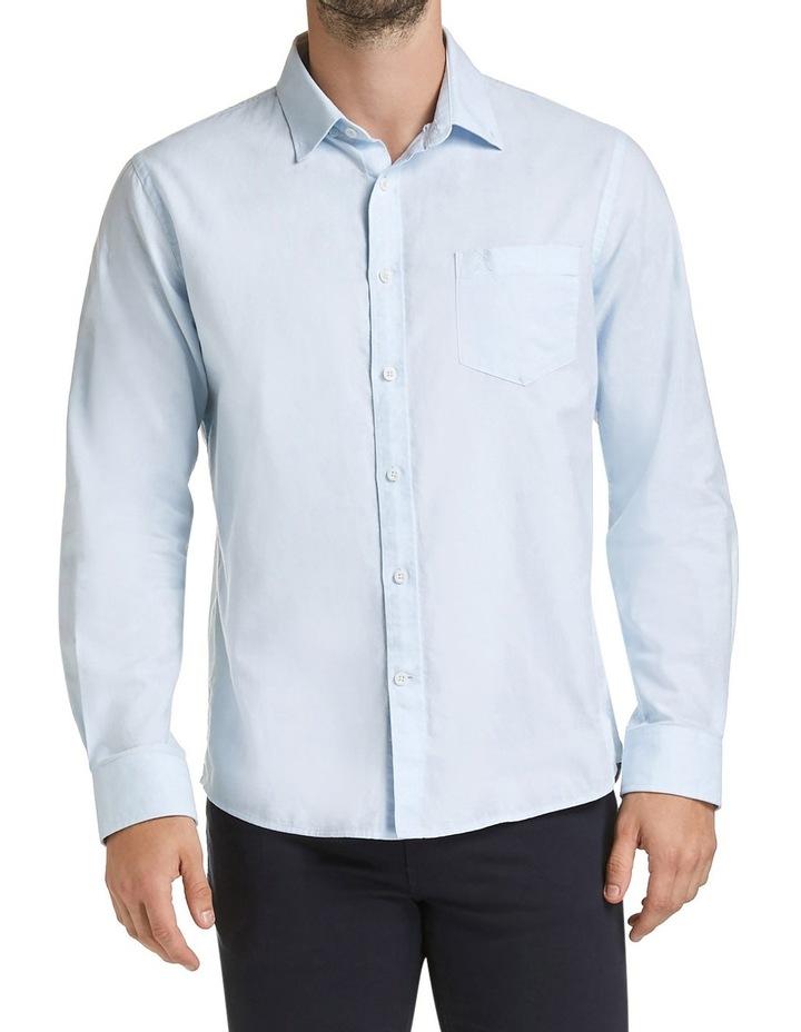 Long Sleeve Regular Oxford Shirt image 1