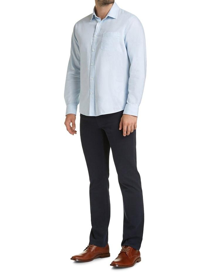Long Sleeve Regular Oxford Shirt image 2
