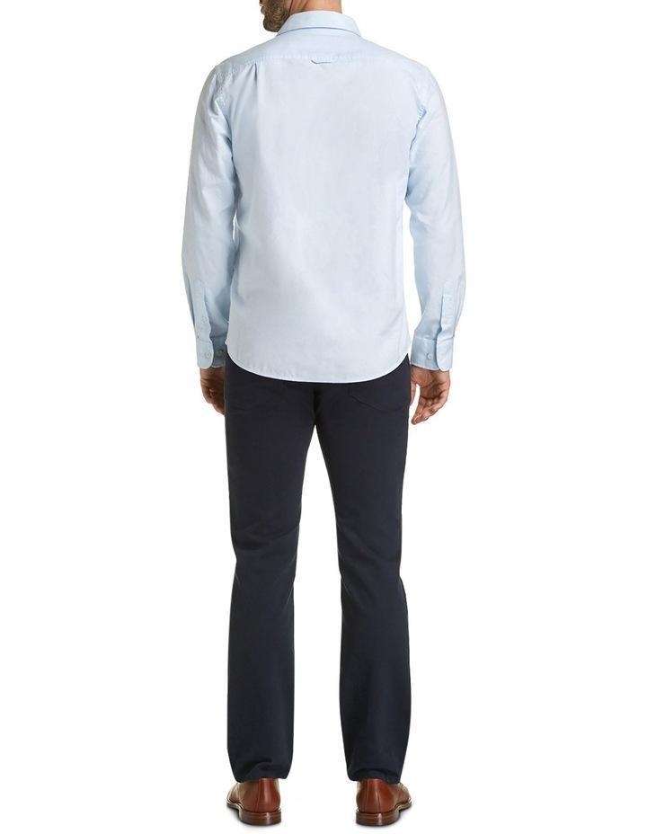 Long Sleeve Regular Oxford Shirt image 3