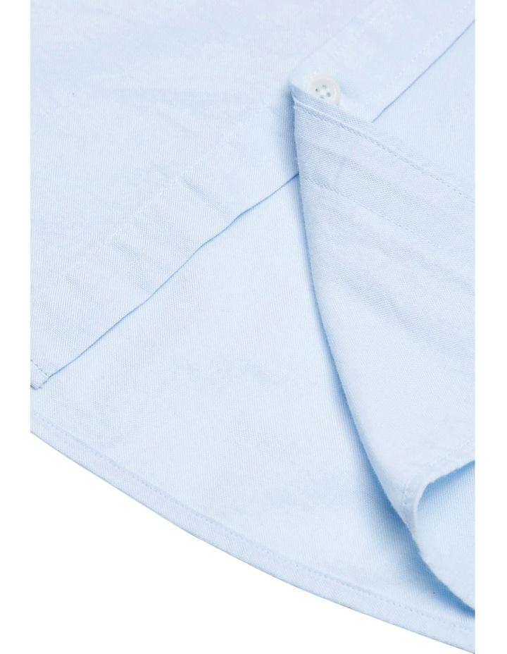 Long Sleeve Regular Oxford Shirt image 4