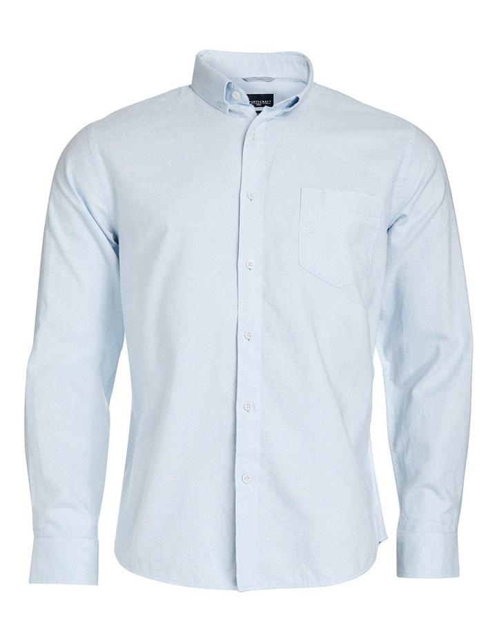 Long Sleeve Regular Oxford Shirt image 5