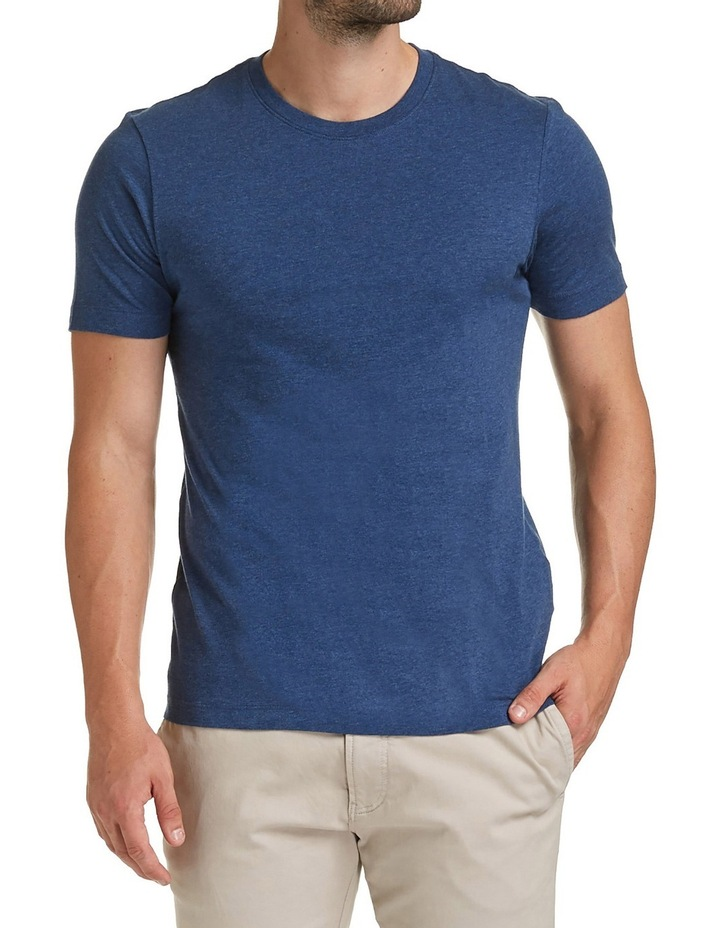 Standard Fit Cotton Tee image 1