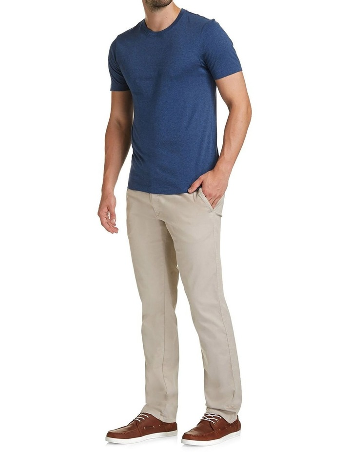 Standard Fit Cotton Tee image 4