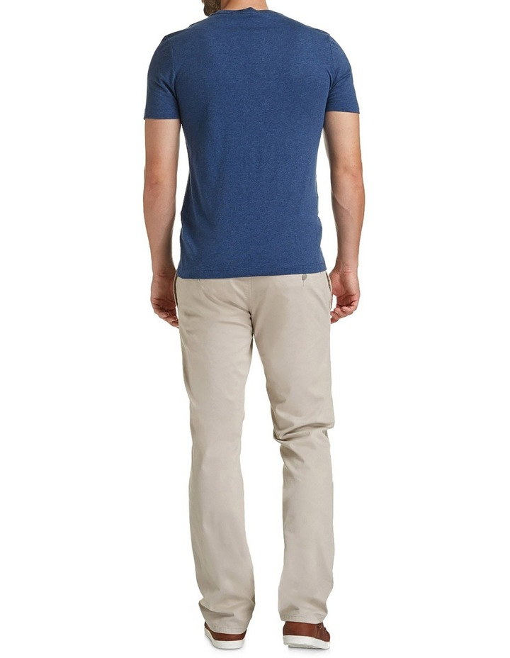 Standard Fit Cotton Tee image 5
