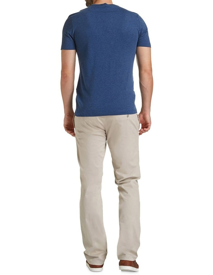 Standard Fit Cotton Tee image 6