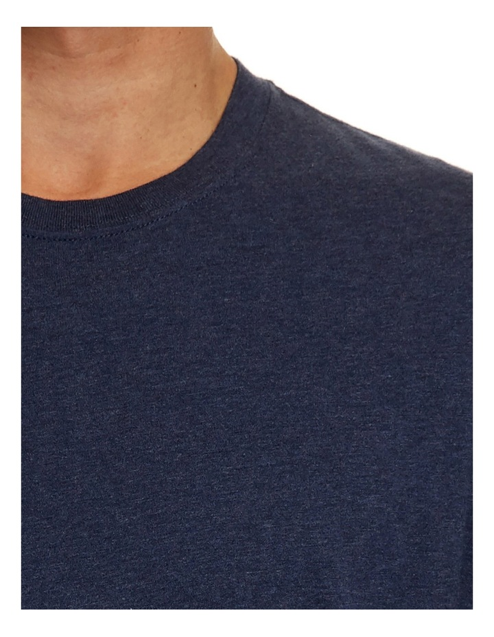 Standard Fit Cotton Tee image 7