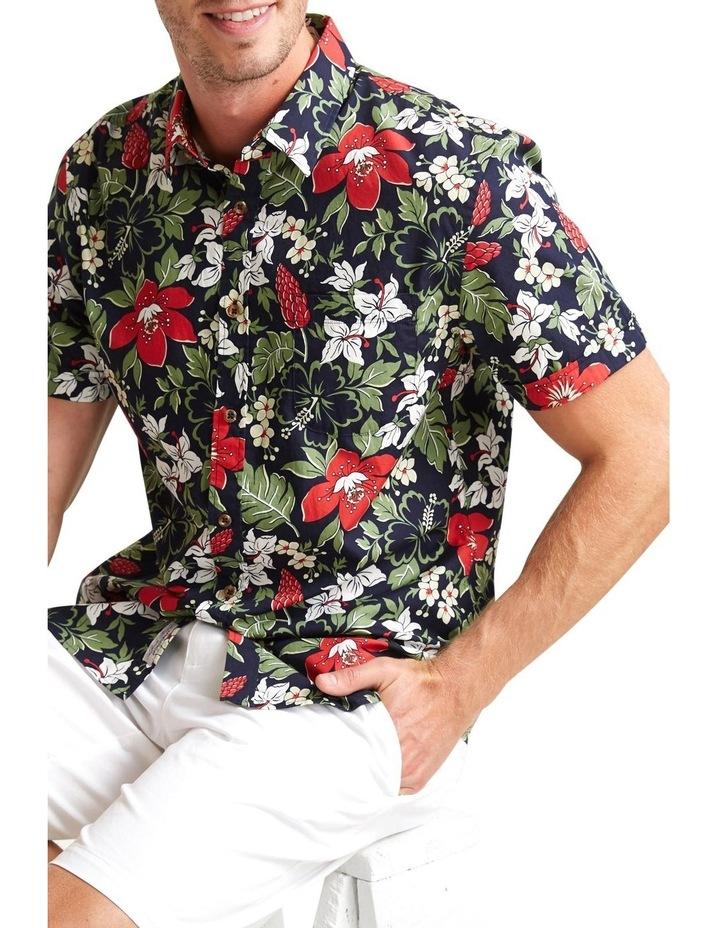 Short Sleeve Tapered Bryson Shirt image 1