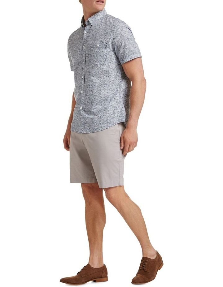 Short Sleeve Tapered Mills Floral Shirt image 2