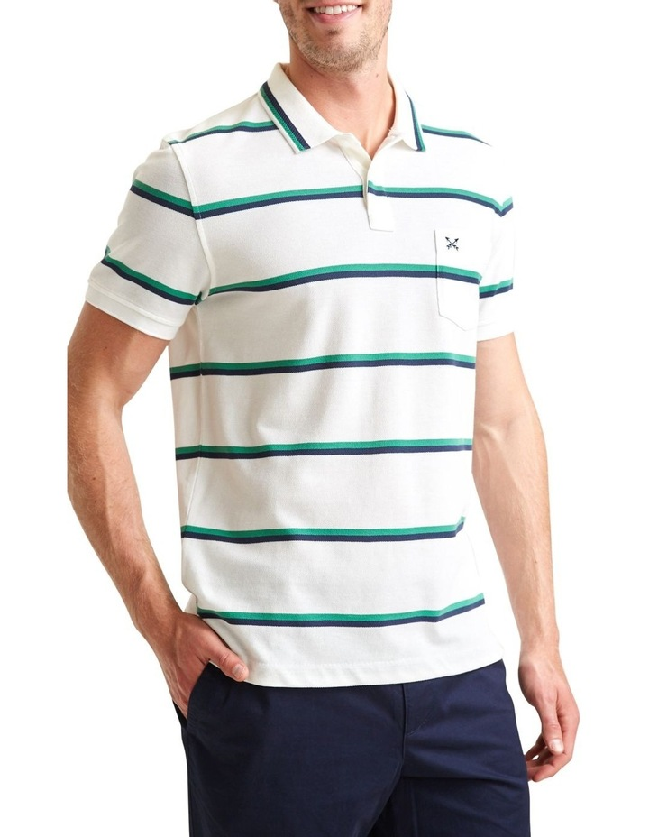 Norham Stripe Polo image 1