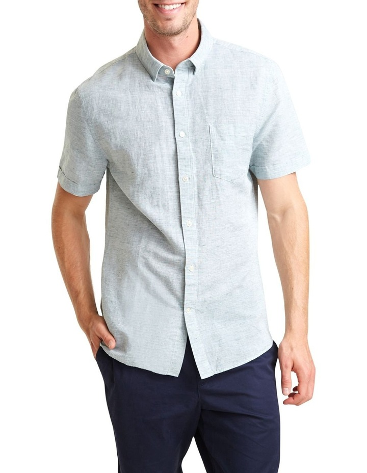 Short Sleeve Tapered Patrick Shirt image 1