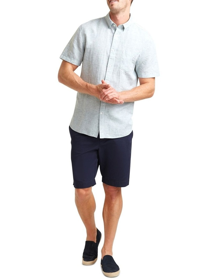 Short Sleeve Tapered Patrick Shirt image 3